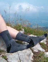 Socken Trekking